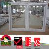 PVC 두 배 여닫이 창 Windows, 태풍 충격 Windows