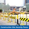 Clôture de sécurité de chantier de construction (HP-BARRICADE0102)