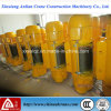 Ccc-ziehen ISO genehmigtes elektrisches Drahtseil hoch