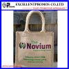 Logo écologique sac de jute promotionnels personnalisés (EP-B581706)
