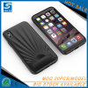 Caisse de téléphone d'aperçu gratuit pour l'iPhone 7 positif, la plus défunte couverture de téléphone de manie pour l'iPhone 6 positif