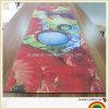 De volledige Mat/Yogamat van de Yoga van de Druk van het Beeld van de Kleur Rubber