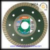 Herramientas sierra de hoja de diamante de corte de cerámica Mármol Granito