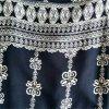 스크린을%s 가진 비스코스 면 직물은 여자 의복을%s 인쇄했다