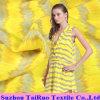 Impreso 14 mm crespón de China Seda de seda vestido de tela