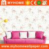Papier peint lavable de revêtement de mur de belle fleur