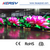 Haute luminosité couleur pleine P8 Afficheur à LED pour publicité de plein air