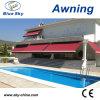 Alta protección UV aluminio de aleación de poliéster toldo (B3200)