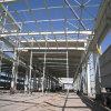 Costruzione prefabbricata del tetto dell'indicatore luminoso della costruzione della struttura d'acciaio industriale poco costosa del blocco per grafici