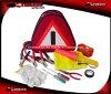 Kit Emergency del borde de la carretera del bolso del triángulo (ET15008)