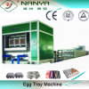 Full Auto Rotary Egg Tray Machine 3000PCS Per Hour/Energy Recycling Egg Carton Machinery