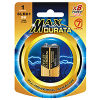 Maxdurata Alkaline super Battery (6LR61/9V)