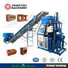 In pieno macchina per fabbricare i mattoni idraulica automatica di Lego dell'argilla Hy1-10