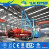 Dragueur employé couramment chinois de coupeur d'aspiration de pompe hydraulique à vendre