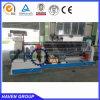 Máquina mecânica da dobra e de rolamento da placa dos rolos W11-12X3000 3