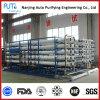 Planta de Tratamiento de Aguas proceso de desalinización