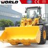 La construction de routes Ce W156 chargeuse à roues de 5 tonne de charge nominale
