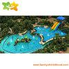 Trasparenze della sosta dell'acqua della sosta del Aqua, struttura del gioco dell'acqua a Guangzhou