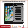 Klavier-Schlüssel-Muster-hybrider Handy-Fall für iPhone 7