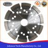 лезвие алмазной пилы 125mm с высоким этапом для бетона армированного