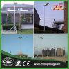 Superstraßenlaterneder helligkeits-40W im Freien integriertes LED der Sonnenenergie-