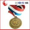 Medaglia olimpica impressa di sfida d'ottone dell'oggetto d'antiquariato del metallo di marchio
