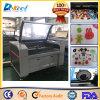 Machine 1390 de découpage de laser de CO2 de caméra ccd pour la broderie/tissu/cuir