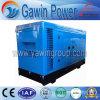 Ce/ISO bestätigte Dieselgenerator-Set des schalldichten runden Entwurfs-40kw