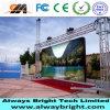 El panel de pared video a todo color de alquiler al aire libre de P10 LED