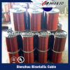 Провод оптовой продажи фабрики Китая покрынный эмалью полиуретаном медный