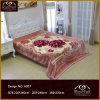 2ply Couverture de 100 % polyester Raschel coréen de la qualité pour le Pakistan