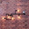 바를 위한 현대 창조적인 철 수도 본관 벽 빛