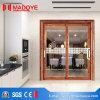 Qualität-Fabrik-Preis-ausgeglichenes Glas-Aluminiumschiebetür