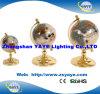 O ouro quente do Sell de Yaye 18 chapeou o globo de Gemstone do carrinho da liga do zinco com os 330mm/220mm/150mm