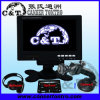 Inverse automatique de seul de tiret de stand de voiture de panneau moniteur de Digitals LED (SA58B)