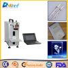 Máquina de gravura portátil do laser da fibra da marcação do laser da fibra para o metal