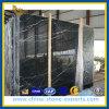 Nero nero Marquina Marble Slab per Floor (YQZ-MS1010)