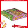 Un assortiment de saveur des fruits Appuyez sur le goût des bonbons de rouleau de tablette