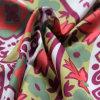 Почищенная щеткой полиэфиром ткань кожи персика для комплекта постельных принадлежностей