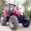 Migliore Selling 125HP 4WD High Powered Wheel Agricultural Paddy Field Tractor