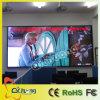 Video dell'interno di P10 LED che fa pubblicità schermo di Brithness della visualizzazione di LED all'alto