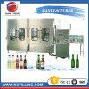 Máquina de rellenar en botella automática llena de /Whisky/Brandy/Wine de la cerveza
