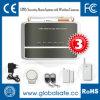 Sistema di allarme senza fili della macchina fotografica di GPRS con il sistema di gestione dei materiali (GS-007M8B)