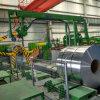 Circuito de la bobina de aluminio semi-automático Máquina de flejes de acero