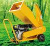 défibreur Chipper en bois de pouvoir d'essence de 6.5HP 196cc