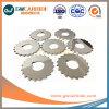 炭化タングステンはディスクの切断については鋸歯の使用を
