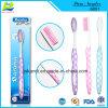 Pp.-weiche erwachsene Zahnbürste-oraler persönliche Sorgfalt-Hersteller