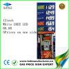 visualizzazione di prezzi di combustibile di 18inch LED