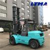 Китай высокого качества 5 тонн бензина или сжиженным газом вилочного погрузчика