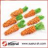 Mais-Blatt-materielle Karotte-Spielwaren für das Kaninchen-Kauen